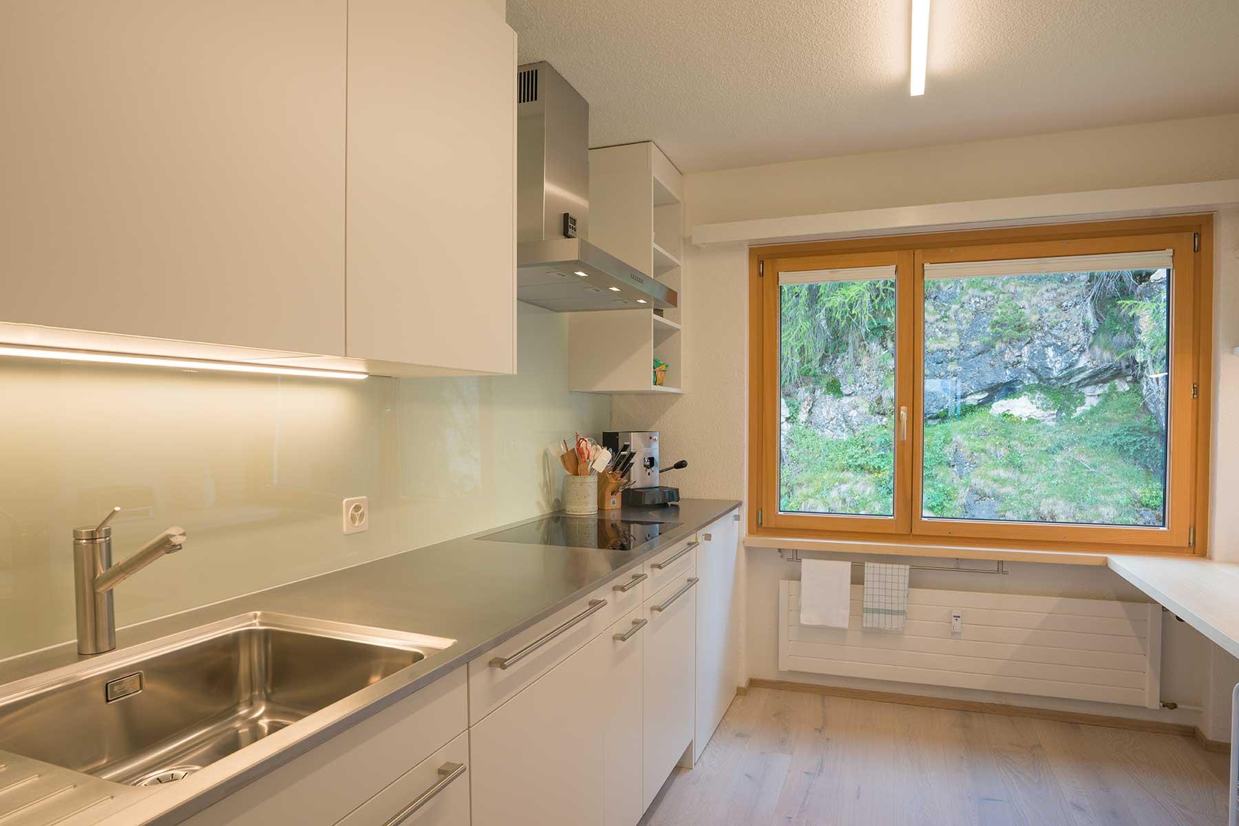 corinne wieland selected holiday homes – Chesa Maria